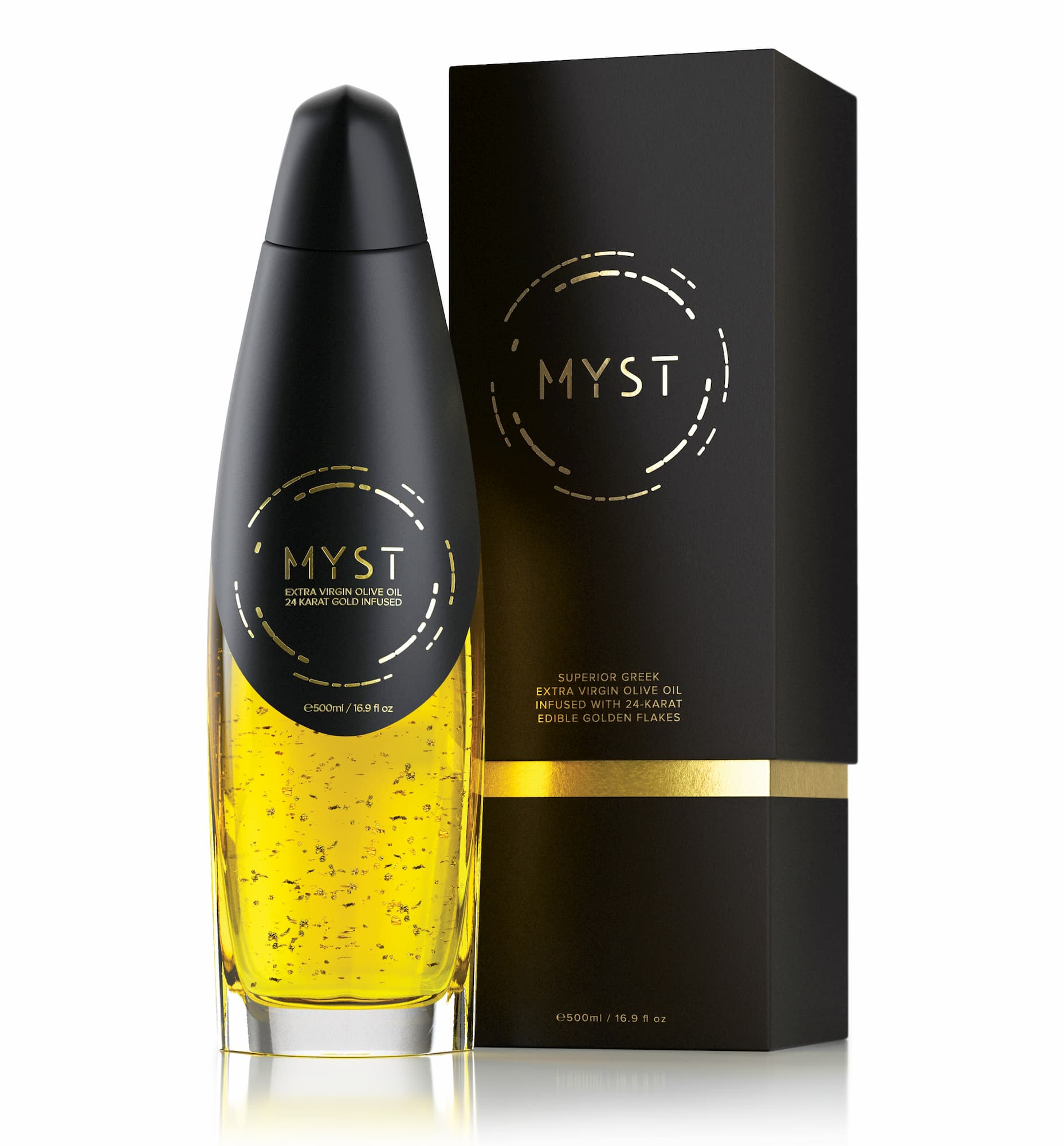 Myst Gold Extra Virgin Olive Oil limited 500ml